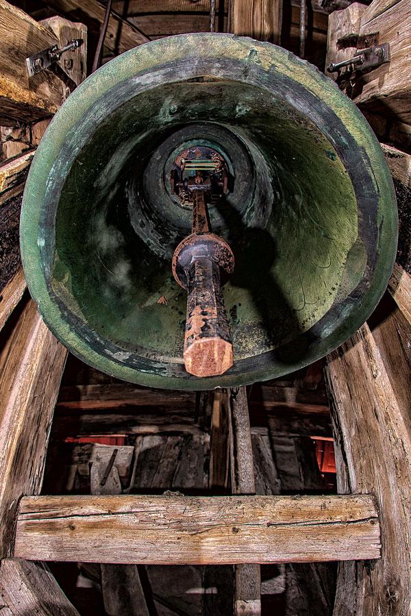 Die alte Glocke aus dem Jahr ????