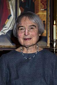 Dr. Mechthild Claus, die Autorin