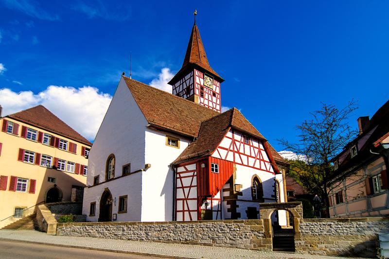 Urbanskirche in Schwäbisch Hall