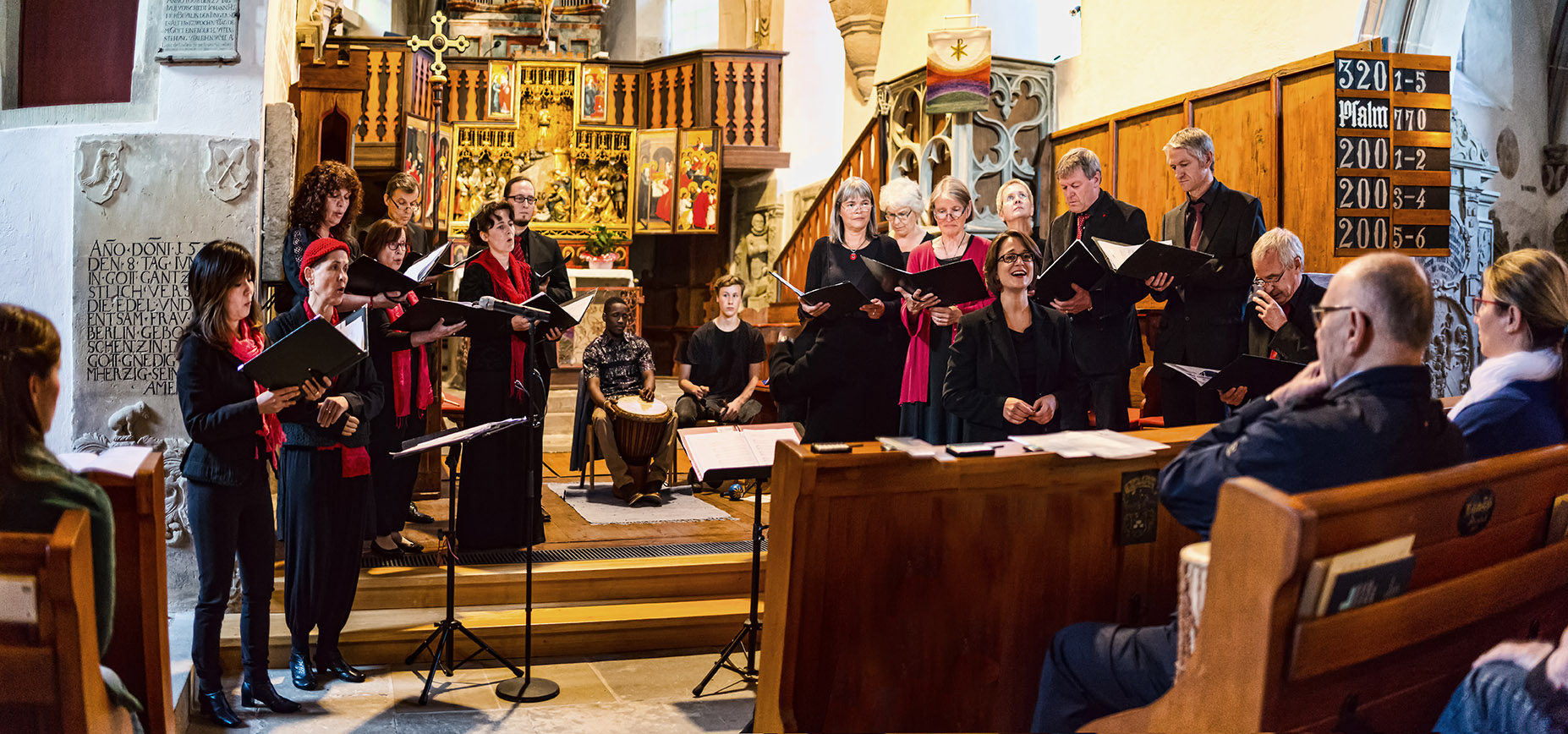 Jubilate in der Urbanskirche