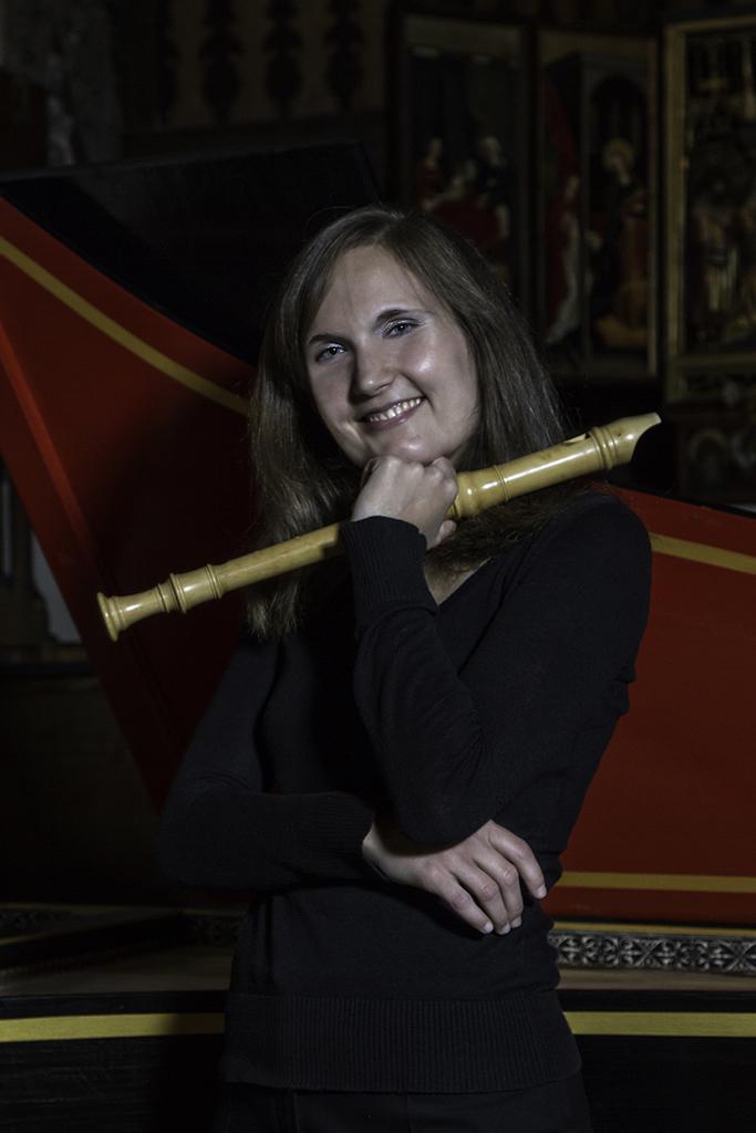 Kerstin Fahr (Blockflöte)